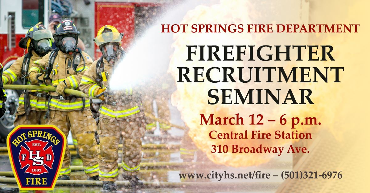 Fire Recruitment 2020 - Facebook Event Header