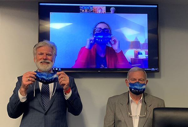 Homepage News - Sister City Facemasks
