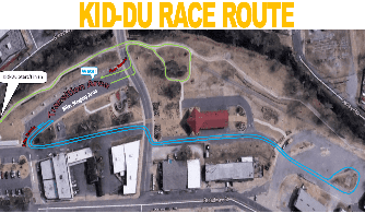 Kid Du Race Route