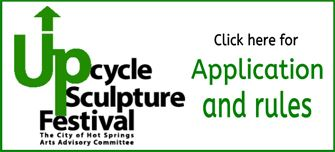 Upcycle Sculpture Festival
