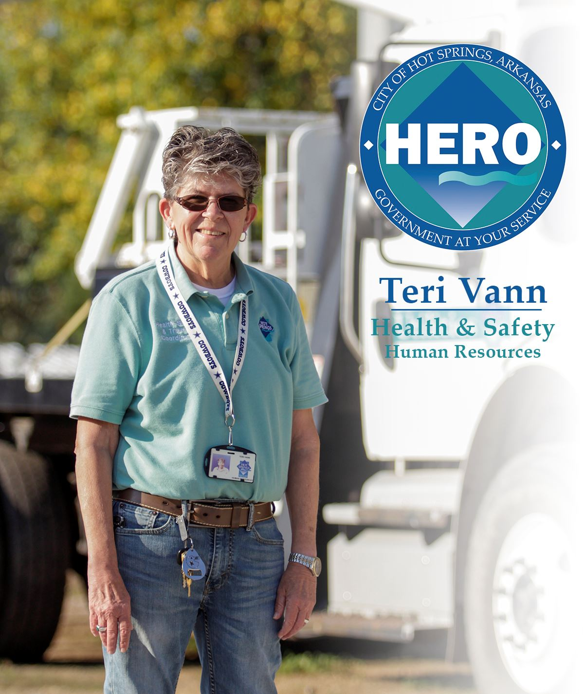 Teri Vann - Hot Springs HERO