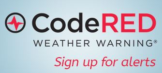 Sign up for Code RED emergency alerts